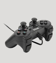 INTEX - Manette de jeux double IT-GP03